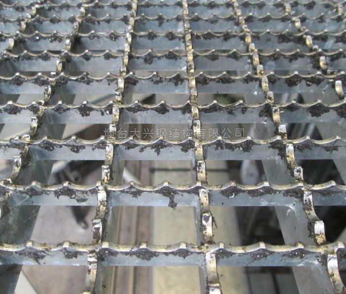 【烟台大兴钢结构】焊接
