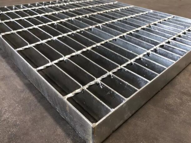 钢格板的安装步骤