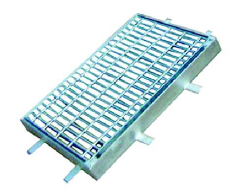 钢格板在环保行业的使用